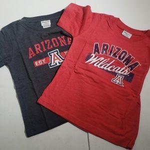 Pro Edge 2 Pack Arizona Youth Shirts